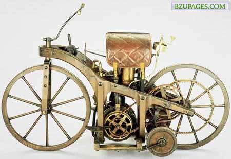 Name:  6. World's First Motorcycle (1885) Daimler's riding car.jpg Views: 4924 Size:  40.2 KB
