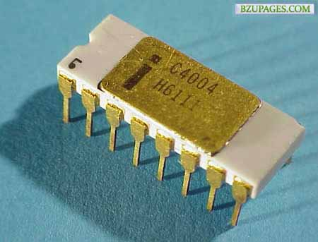 Name:  13. World's First Microprocessor (1971) Intel 4004.jpg Views: 5360 Size:  31.7 KB