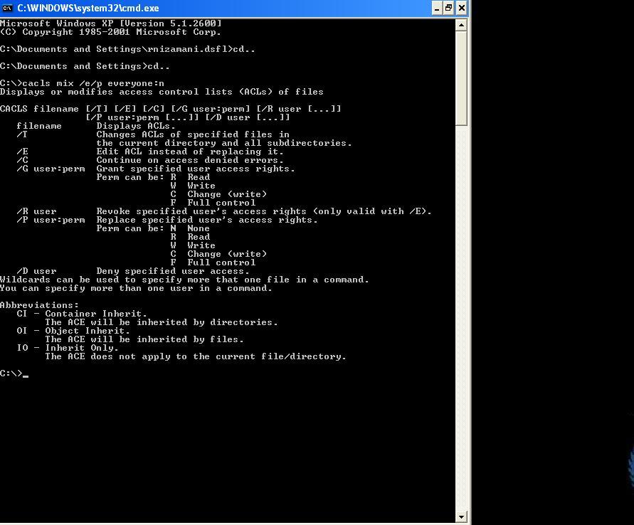 Folder Lock in Commands Prompt-1.jpg