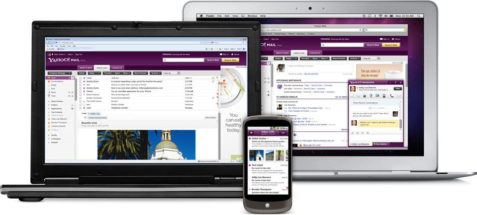 Yahoo introduced! Yahoo mail beta version-img-prod-20100924.jpg