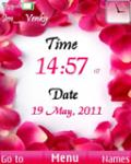 Name:  rose love clock - Nokia mobile theme.jpg Views: 40476 Size:  5.6 KB
