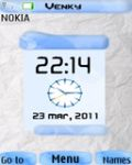 Name:  soft template clock - Nokia mobile theme.jpg Views: 38995 Size:  4.9 KB