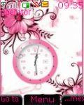 Name:  swf pink clock - Nokia mobile theme.jpg Views: 39087 Size:  6.3 KB
