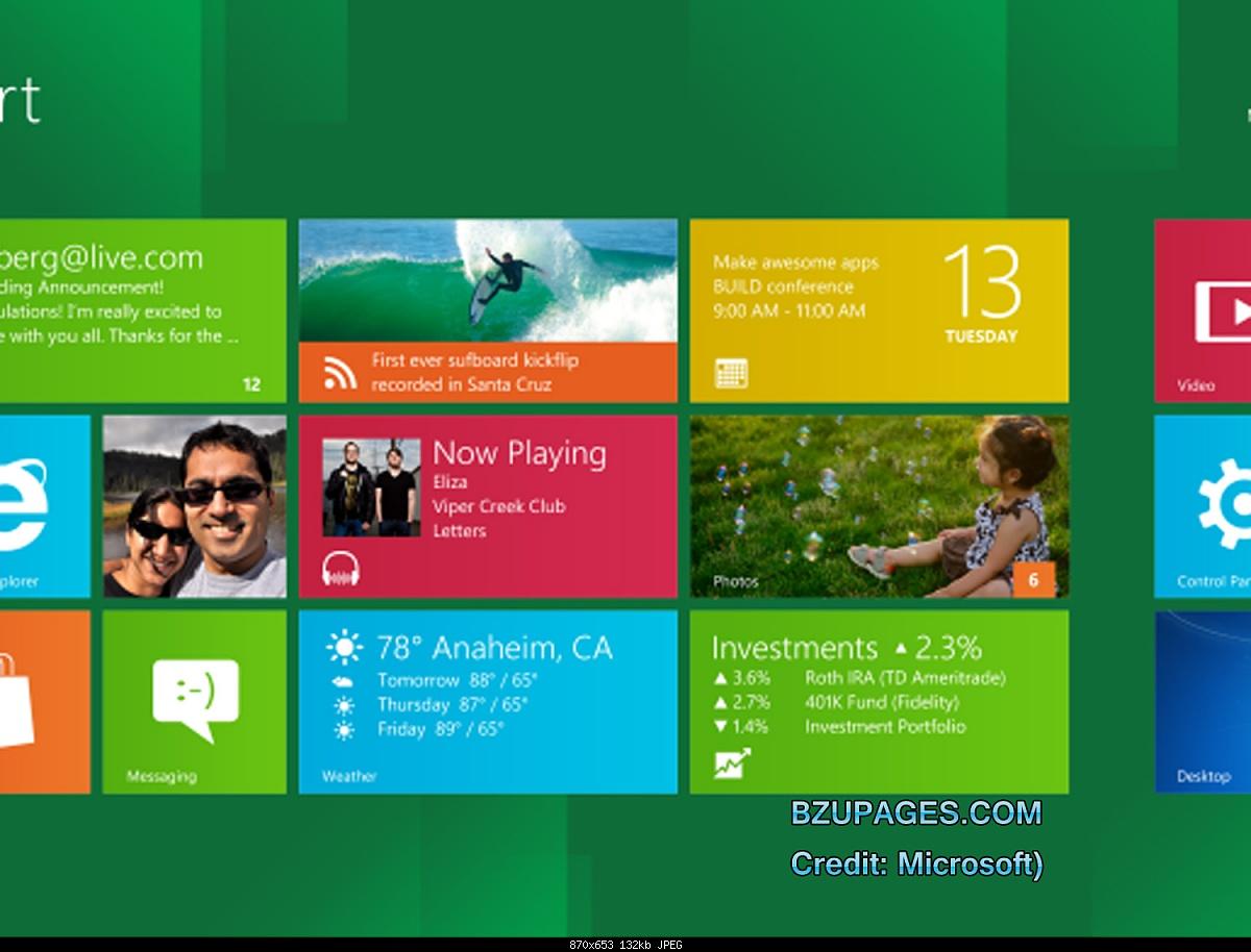 Rough Preview Windows 8 ,first look an early tour of Windows 8 (photos/hands-on)-windows-8-start-screen.jpg