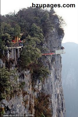 Name:  Glass Trail On the mountain Tyanmen in Hunan China 2.jpg Views: 6327 Size:  59.3 KB