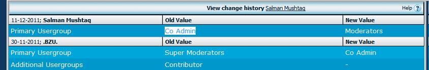 Name:  Salman mushtaq ne apnay apko Moderator bana diya.png Views: 137 Size:  13.7 KB