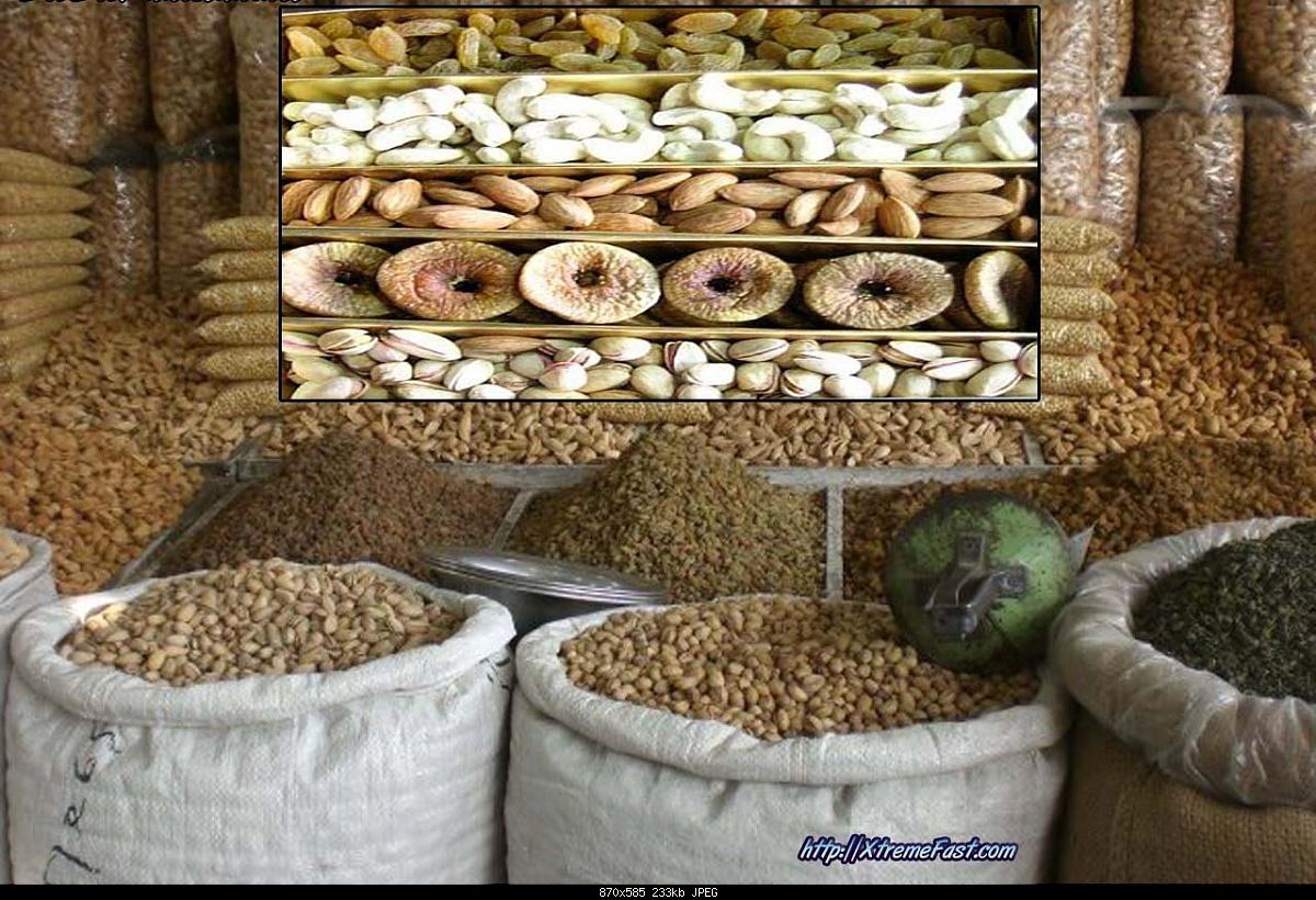 Winter Season in Pakistan-pistachio-pine-nuts-almond-walnuts-coconut-raisins-peanuts-apricot-dried-dates-mulberry.jpg