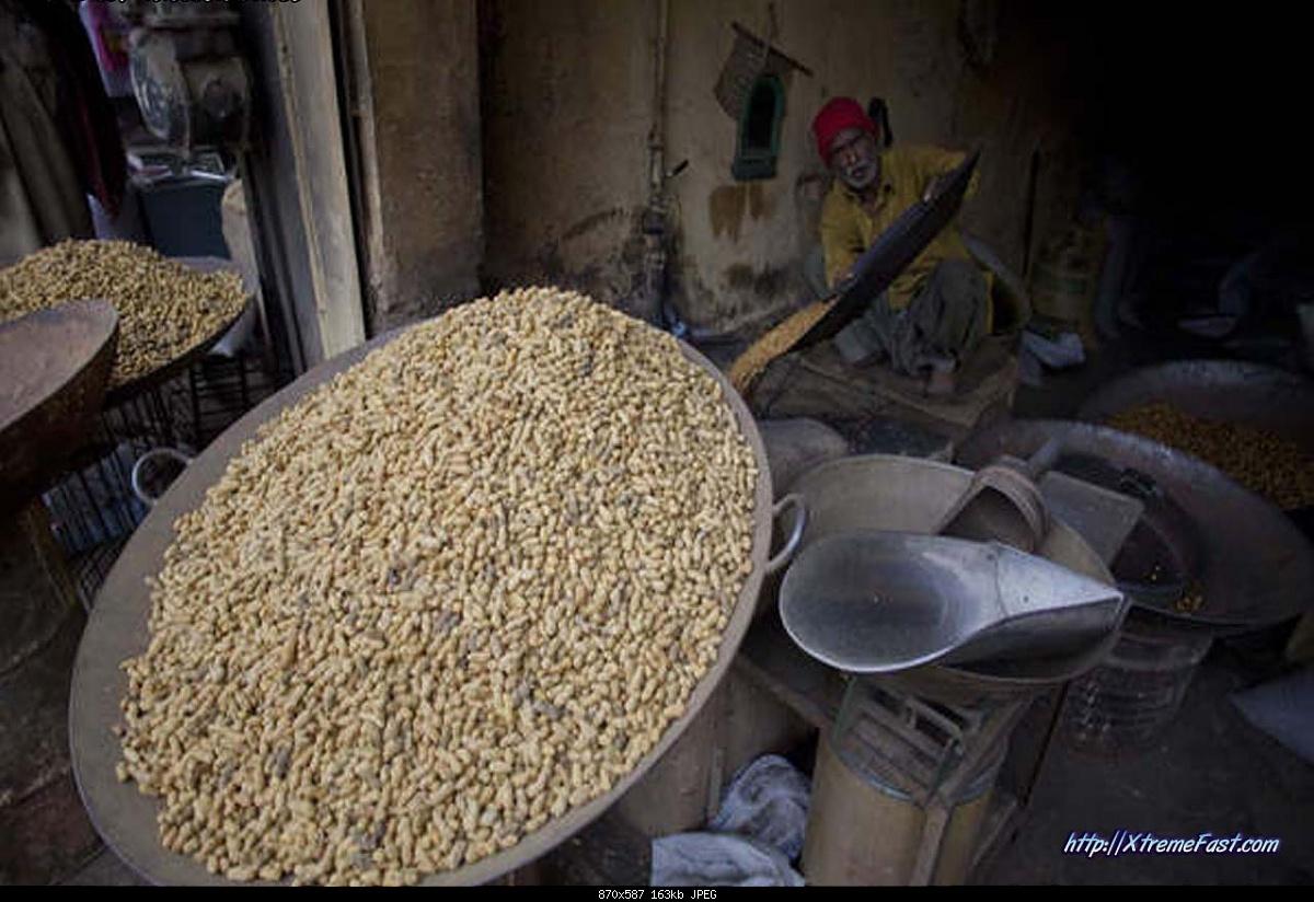 Winter Season in Pakistan-peanuts.jpg