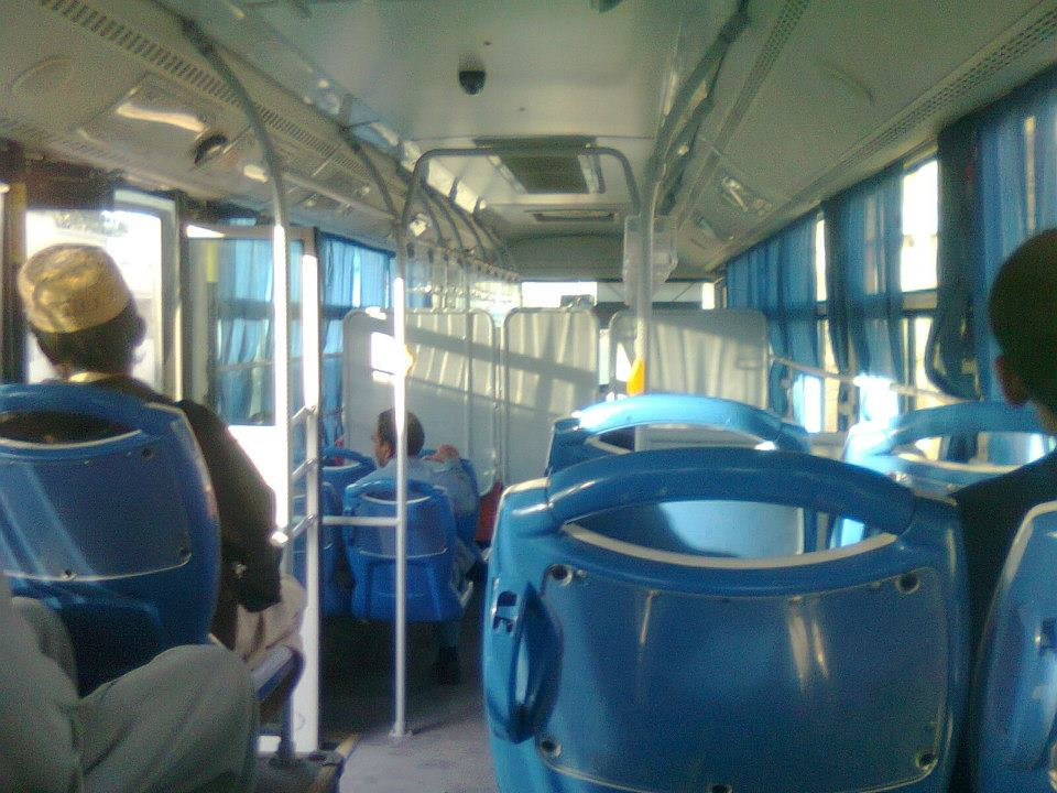Shahbaz Sharif Bus Service in Multan 5 Photos-shahbaz-sharif-bus-service-multan-seats-view.jpg