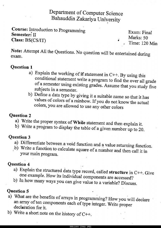 Computer Programming BS(IT)2007-2011 Final Term paper , May 23, 2008-computer-programming-bs-2007-2011-final-term-paper-may-23-2008-%5Bbzupages.com%5D.jpg