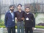 Aatif, Mudasir and Shah Rukh... Really Awesome...