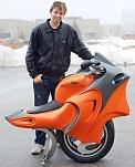 ONE WHEEL MOTOR BYKE