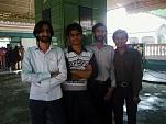 At the motel.. In Lodhran Pakistan