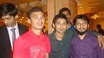 Javaid, Faheem, Zubair
