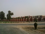 Aisha Hall. BZU Multan